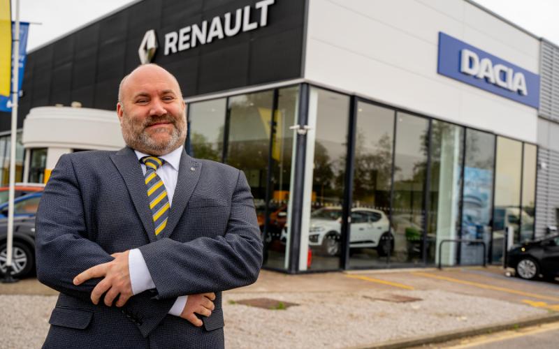 Bristol Street Motors Creates 15 Jobs As It Opens New Renault Dacia Dealership