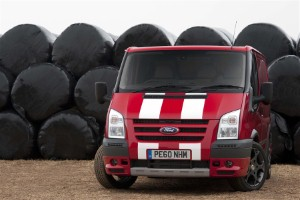 Ford to release special edition Transit