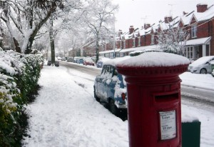 UK drivers 'should be aware of bad weather'