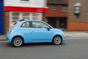 Fiat 500 TwinAir to be exempt from London congestion charge