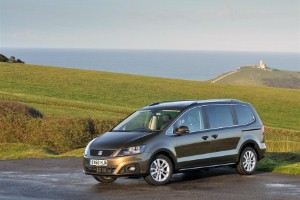 New Seat Alhambra unveiled
