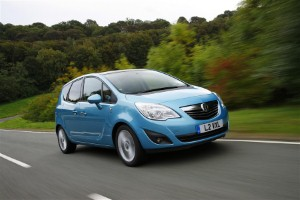 Vauxhall sets sights on Car of the Year award
