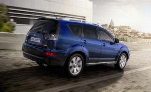 Mitsubishi's new car hits US showrooms