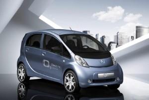 Peugeot i0n gets top green award in Germany