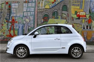 Be eco-friendly and win a Fiat 500 TwinAir
