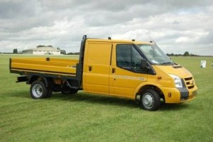 Ford Transit van scoops reliability award