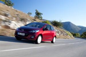 Automatic joins upgraded Mazda2 range