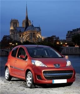 Peugeot 107 production 'on upward trend'