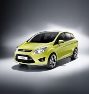 New C-MAX models from Ford