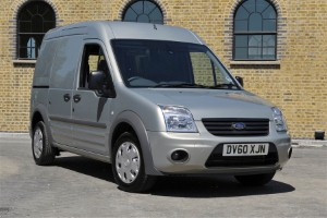 Ford Transit Connect takes ACFO award