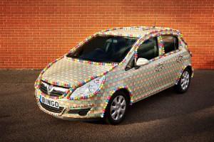 Vauxhall previews bespoke Corsa ahead of bingo event