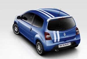 Renault to release Twingo Gordini 100