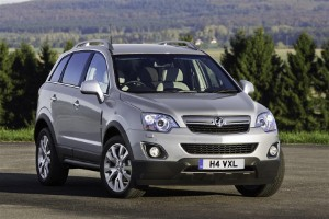 Antara updated by Vauxhall