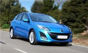 Mazda 3 MPS could prove popular with police