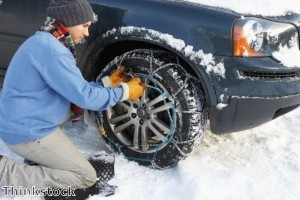 Drivers 'should follow top tips during snow'