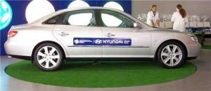 Hyundai Grandeur is