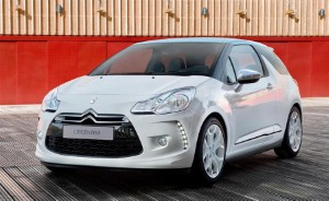 Citroen DS3 named Small Car of the Year