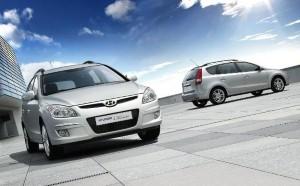 Hyundai prepares i40 for 2011 release