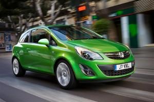 Vauxhall Corsa ecoFLEX 'eligible for London green discount'