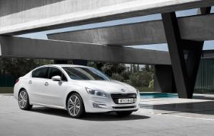 Peugeot unveils new 508