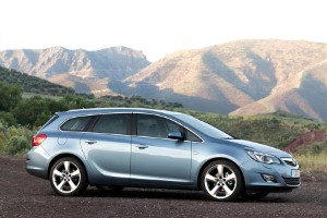 New Vauxhall Astra 'a very likeable estate car'