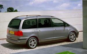 Seat Alhambra wins What Car? award