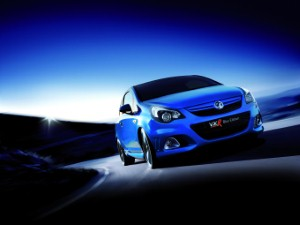 Vauxhall unveils limited edition Corsa