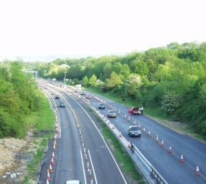 UK sees 'massive reduction' in road accidents