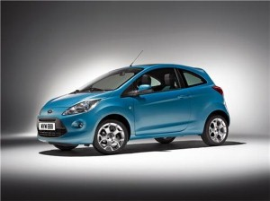 Ford Ka offers 'most exciting driving dynamics' in its sector