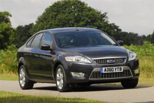 Ford Mondeo is