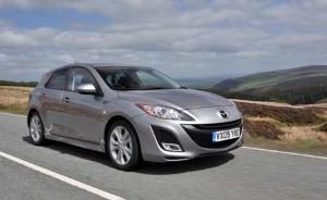 Mazda sold 9.5% more cars in 2010.