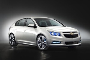 Chevrolet to release sporty Cruze Hatchback