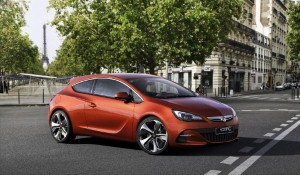 Vauxhall releases new Astra