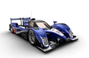 Peugeot bases racing car on road models