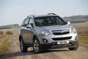 Vauxhall to produce new Antara