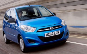 Hyundai i10 Blue 'is Britain's favourite small car'