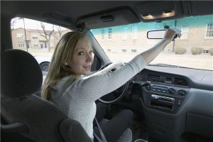 Young drivers 'need safe cars'