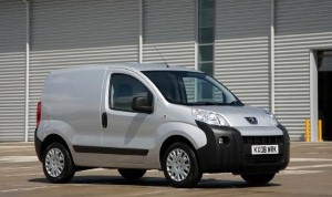 Peugeot LCV 'already hitting emissions targets'