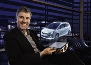 Vauxhall to reveal Zafira Tourer Concept in Geneva