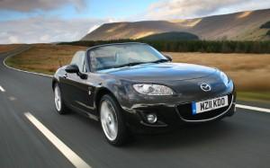 Mazda to ship special edition MX-5