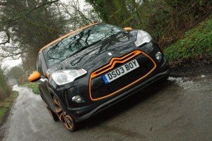 Citroen ships first DS3 Racing in the UK