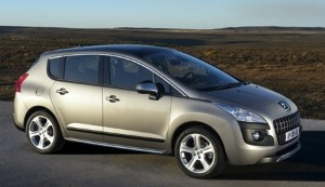 Peugeot launches limited edition 3008 Hybrid4