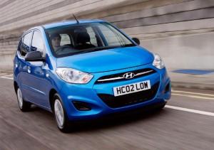 Hyundai i10 bags industry award