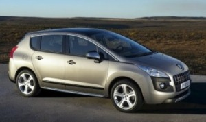 Peugeot named Green Fleet Manufacturer of the Year