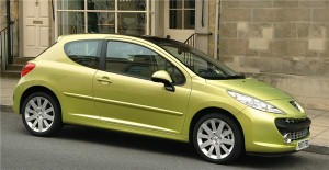 Two other Peugeot models make top ten.