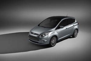 C-MAX has also won an award from Parker's recently.