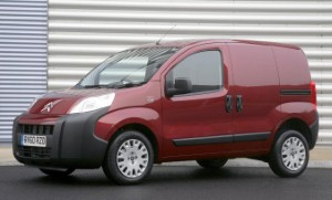 What does the new Citroen Nemo van have to offer?