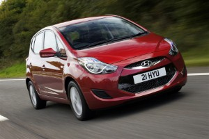 Does the Hyundai ix20 offer a comfortable ride?