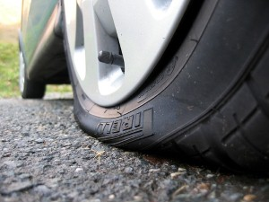 Drivers 'should check tyres before Easter journeys'