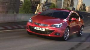 Vauxhall unveils Astra GTC